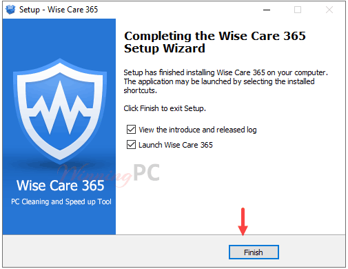 Giveaway Wise Care 365 PRO License Key Free