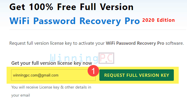 Giveaway XenArmor WiFi Password Recovery Pro 2020 Free Full Version