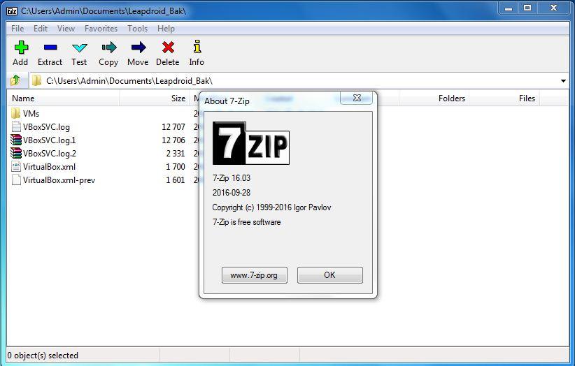 7 zip windows 7 32 bit free download