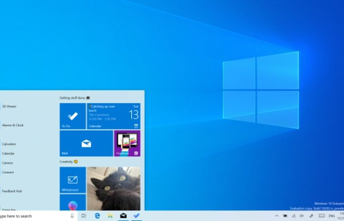 Download Windows 10 Home ISO from Microsoft
