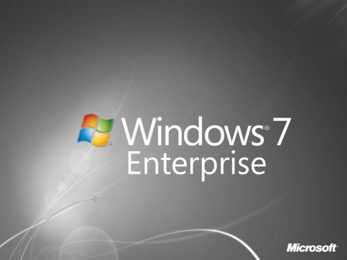 Download Windows 7 Enterprise