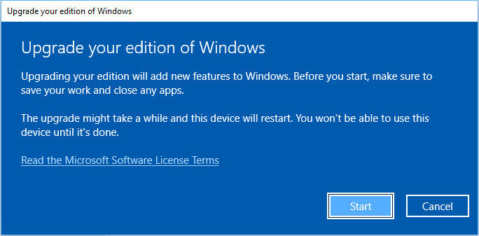 Start-to-upgrade-Windows-10-Home-to-Windows-10-Pro